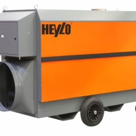 Ölheizer K 120 R mobiles Heizgerät