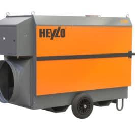 Ölheizer K 160 mobiles Heizgerät