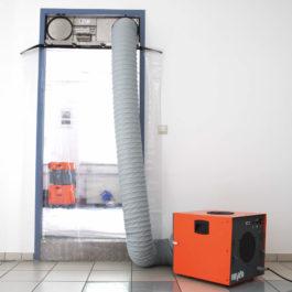 Staubschutzsystem DCS-PF 1400