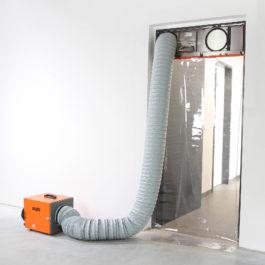 Staubschutzsystem DCS-PF 1000