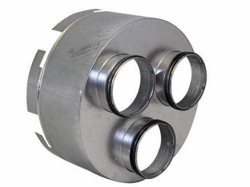 Verteiler 3-fach für PV 3000 / 4000-e