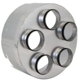 Verteiler 5-fach für PV 6000