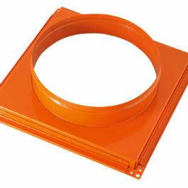 Schlauchanschlussadapter ø 420 mm für Filtergehäuse