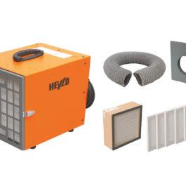 BG BAU Paket H Powerfilter 1000