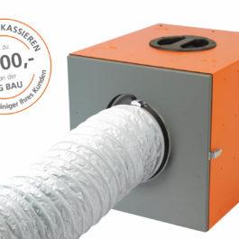 BG BAU Paket H PowerFilter 1400