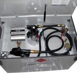 Mobiler IBC Kraftstoffbehälter Typ K250L