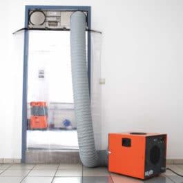 Staubschutzsysteme